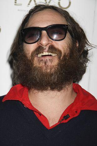 Joaquin Phoenix wcale nie rzucił aktorstwa!