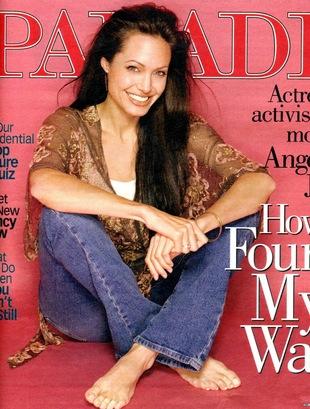 Angelina Jolie mówi, że nie nadaje się na Kopciuszka