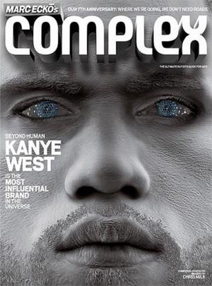 Kanye West w sesji dla magazynu Complex (FOTO)