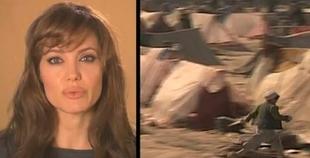 Stęskniliście się za Angeliną Jolie?