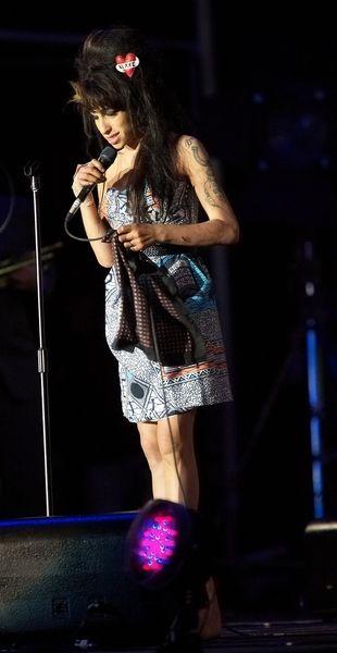 Narkomani splądrowali mieszkanie Amy Winehouse