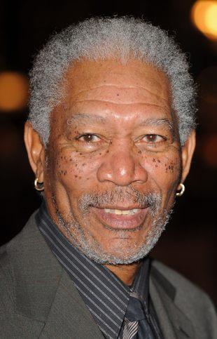 Morgan Freeman miał poważny wypadek!