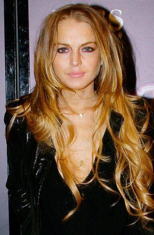 Lindsay Lohan straciła rolę w filmie