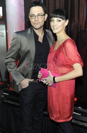 Krzysztof Ibisz z byłą żoną na salonach (FOTO)