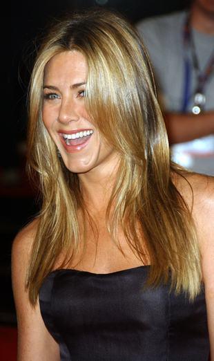 Jennifer Aniston nie boi się czterdziestki