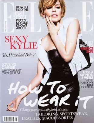 Kylie Minogue zerwała z hiszpańskim modelem