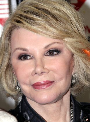 Joan Rivers żartuje z Michaela Jacksona