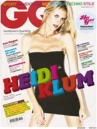 Ostra Heidi Klum (FOTO)
