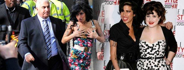 Przyjaciele i rodzina opłakują Amy Winehouse