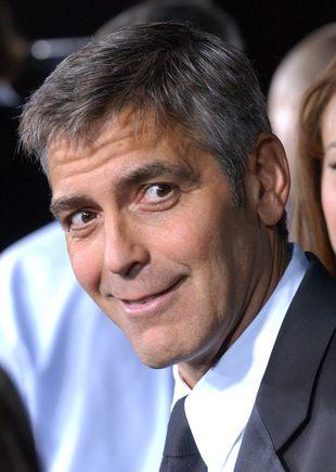 George Clooney o dzieciach Angeliny i Brada
