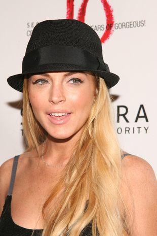 Lindsay Lohan: Samantha jest moją pierwszą dziewczyną!
