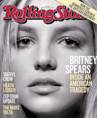 Britney Spears na wolności