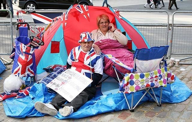 Ostatnie przygotowania przed ślubem Williama i Kate (FOTO)