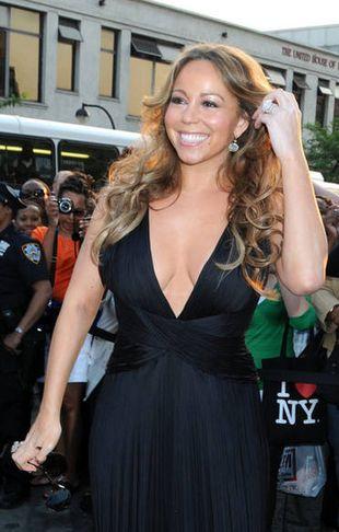 Mariah Carey świętuje urodziny na różowo (FOTO)