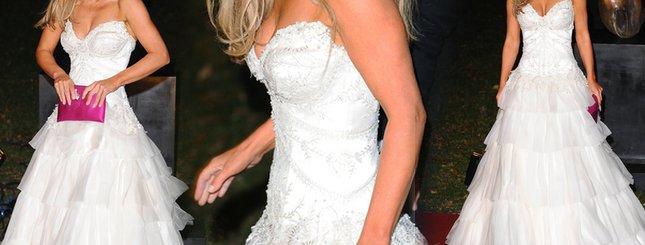 Najpiękniejsza suknia ślubna roku? (FOTO)
