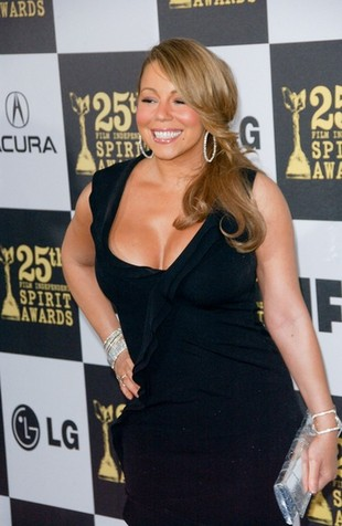 Całkiem naga Mariah Carey! (FOTO)