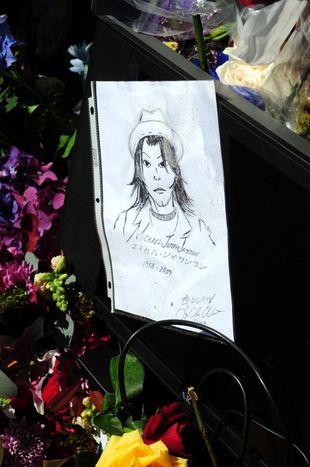 Akt zgonu Michaela Jacksona