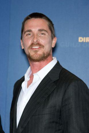 Christian Bale: Ty pier*olony ku*asie!