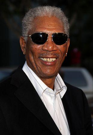 Morgan Freeman zdradzał żonę z jej przyjaciółką!