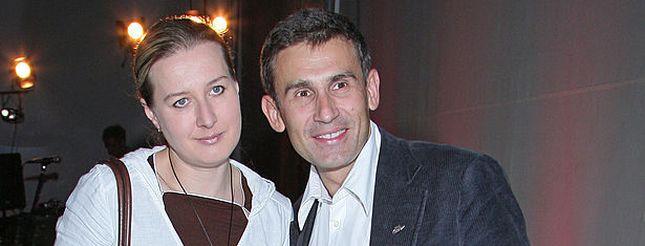 Czy Robert Korzeniowski zostawił żonę i córki?