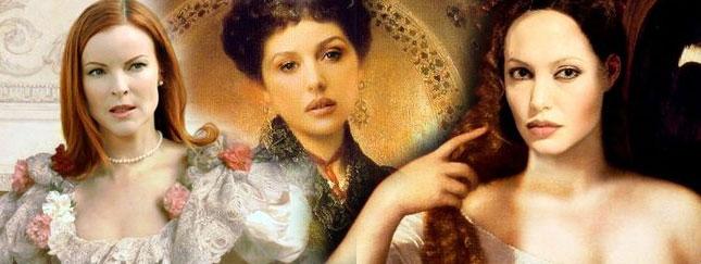 Gwiazdy na obrazach mistrzów malarstwa (FOTO)