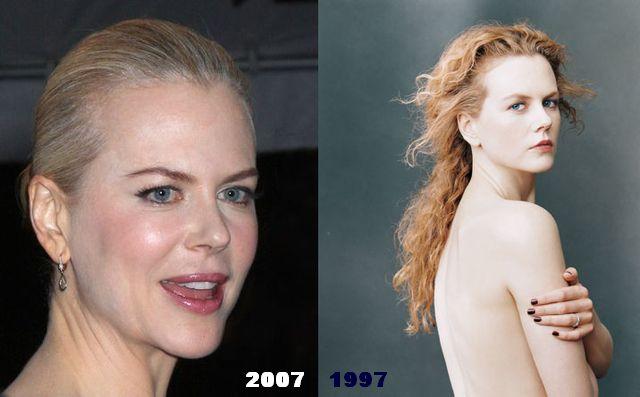 Nicole Kidman kłamie
