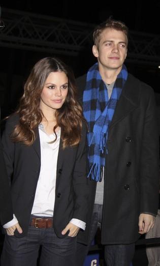 Hayden Christensen i Rachel Bilson rozstali się