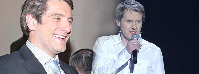Maciej Dowbor pokazał kawał głosu