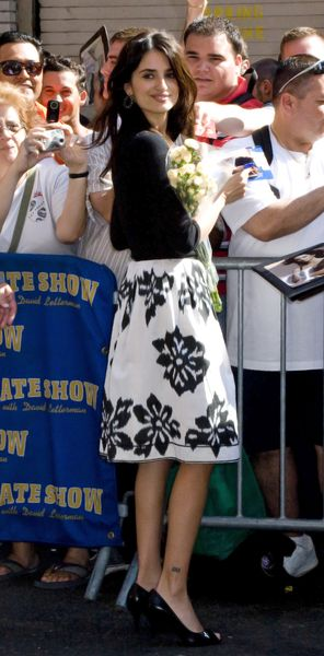 Penelope Cruz zaskoczyła wszystkich (FOTO)