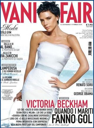 Victoria Beckham ma w sobie geja