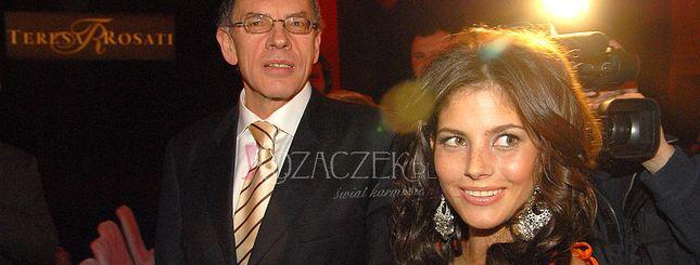 Rodzice pilnują Weroniki Rosati
