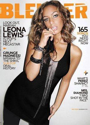 Leona Lewis wpadła do szybu windy