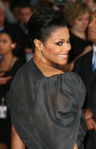 Janet Jackson nie założyła peruki (FOTO)