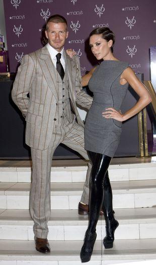 Kto jest wzorem stylu dla Victorii Beckham?