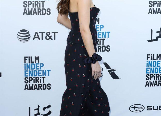 2019 Film Independent Spirit Awards- Arrivals Dakota Johnson