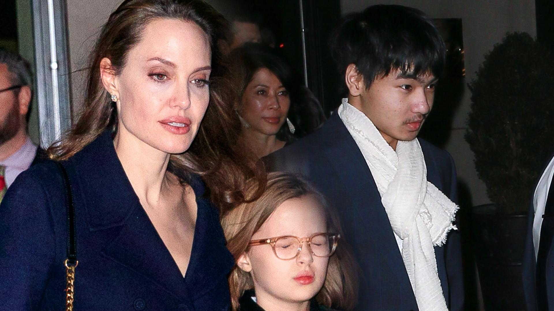 Dzieci Jolie i Pitta – zobaczcie, jak się zmienił najstarszy Maddox. A Zahara?