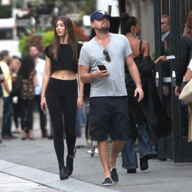 Leonardo DiCaprio z nową dziewczyną