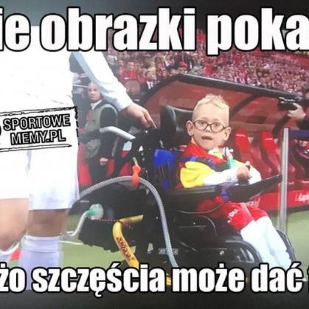 Memy po meczu Polska - Czarnogóra