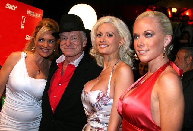 Kr�liczki Playboya skacz� sobie do GARDE�!