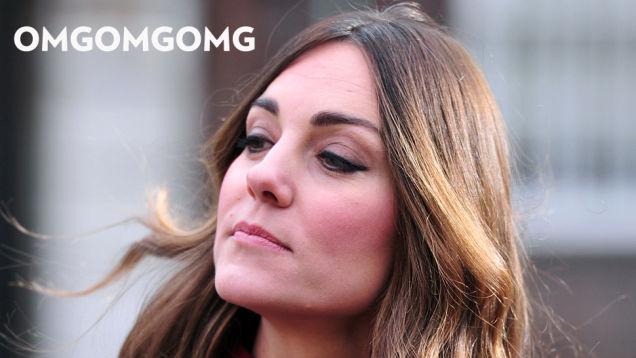 Stylista fryzur ostro o Kate: Kobiecie nie pasuje siwizna!