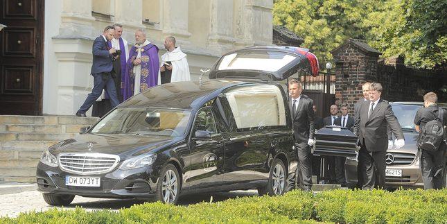 Pogrzeb Jana Kulczyka
