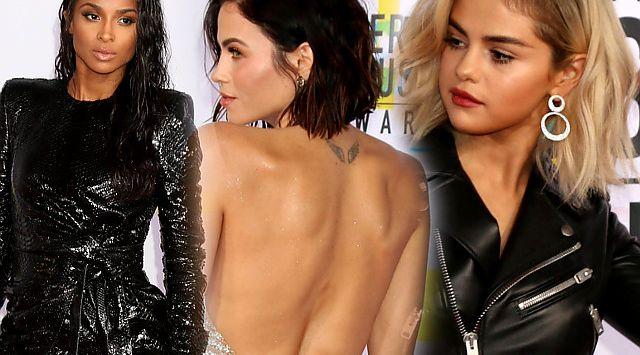 American Music Awards – kreacje gwiazd (ZDJĘCIA)