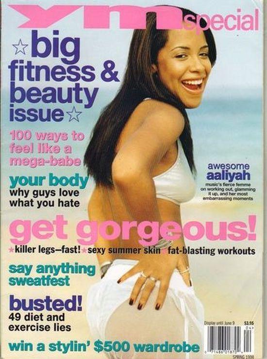Zendaya Coleman nie wcieli się w rolę Aaliyah (FOTO)