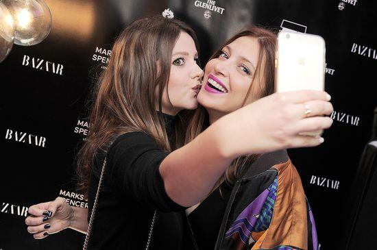 Kto pojawi� si� na imprezie Harper's Bazaar? (FOTO)