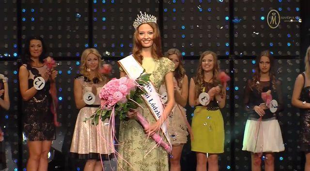 Ada Sztajerowska zosta�a Miss Polski 2013