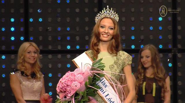 Ada Sztajerowska została Miss Polski 2013