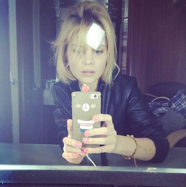 Ada Szulc pierwszy raz o wypadku (FOTO+VIDEO)