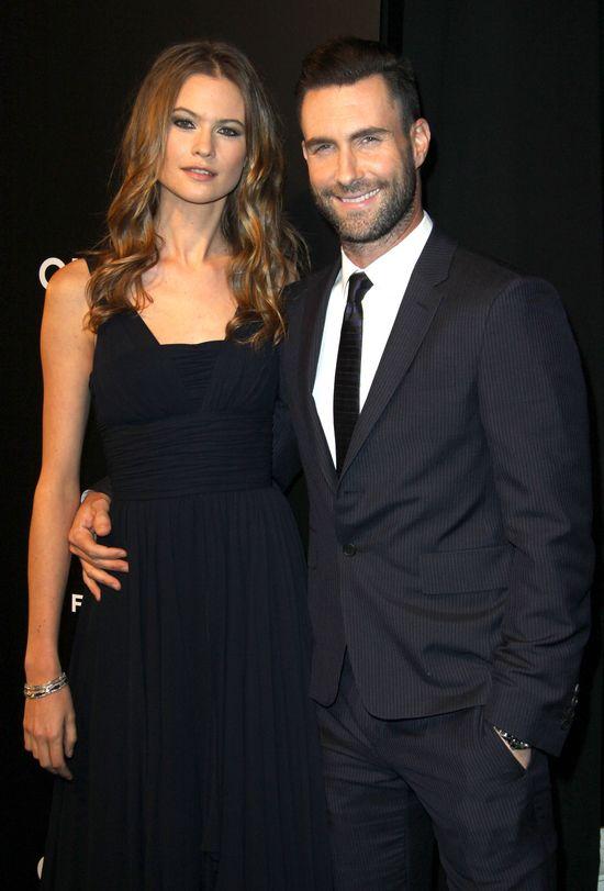Ślub Adama Levine i Behati Prinsloo już tuż tuż!