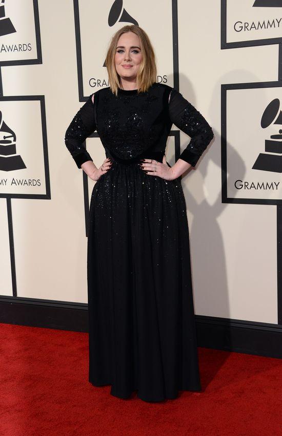 Adele rozpłakała się na koncercie