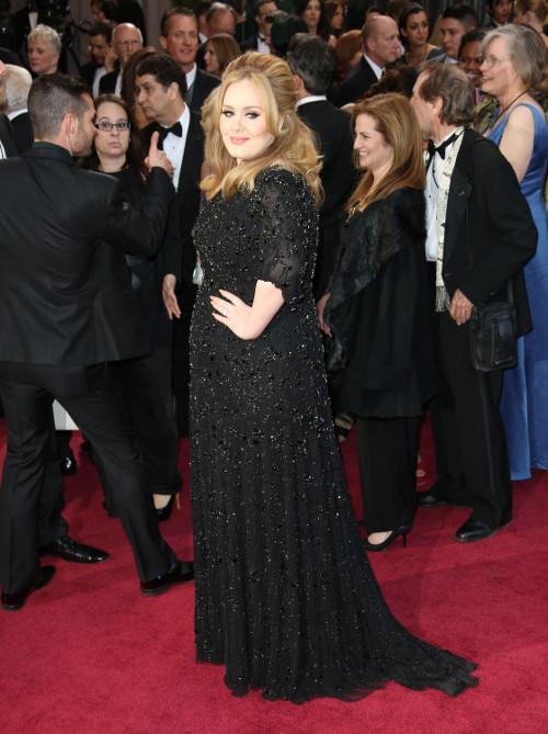 Czy Adele znowu za�piewa dla Bonda?